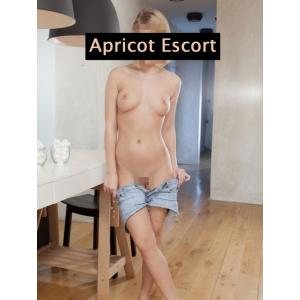 Anabelle 24 Jahre - Apricot Escort