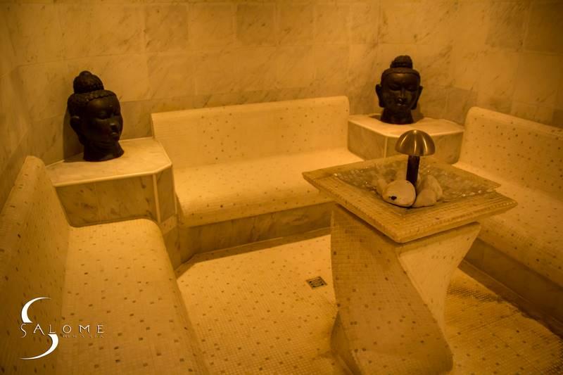 Sauna club herne